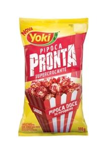 Pipoca_Pronta_Doce do Pipoqueiro_100g