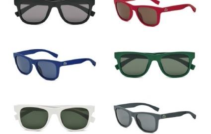 Lacoste Eyewear lança coleção de óculos inspirada na tradicional camiseta  polo 1e42a177bc