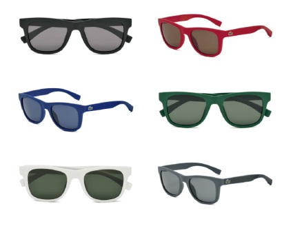 Lacoste Eyewear lança coleção de óculos inspirada na tradicional camiseta  polo   ederepente50 50064d29a7