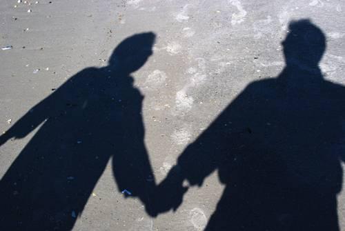 casal sombra