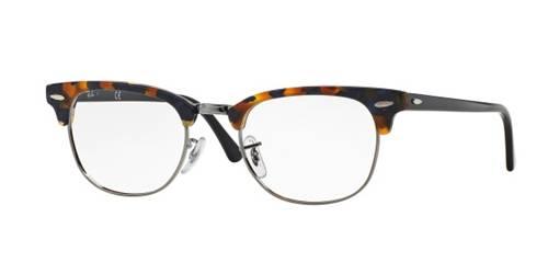 Este óculos de grau Ray Ban Clubmaster combina um visual irreverente e ao  mesmo tempo cheio de charme e estilo. Preço sugerido  R  485,00 e29738a5f3