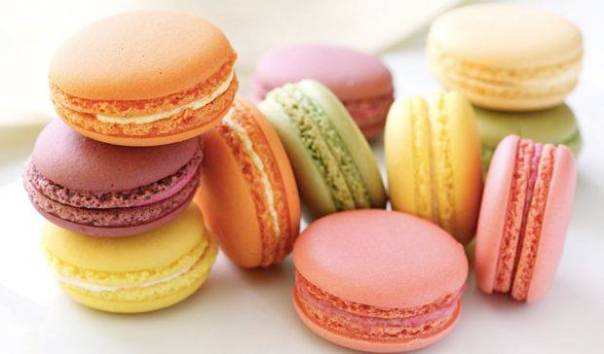 French_Macarons