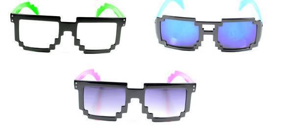 593da93ec46c6 NYS Collection lança óculos Geek Fashion