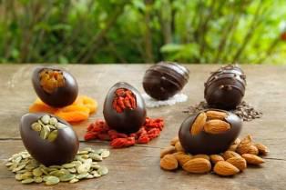 Cau Chocolates - Ovos Equilíbrio (Caixa com 6) 150g