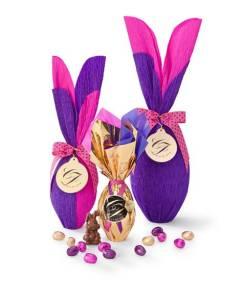 Chocolat du Jour - Ovo Croquant 1100g, Ovo Miti 500g e Ovo Au Lait 250g