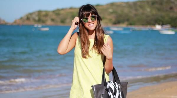 mulher na praia1
