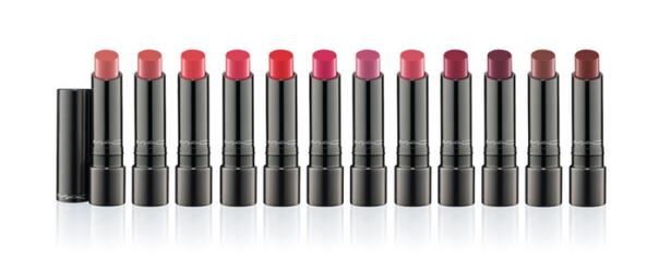 MAC Huggable Lip Colour 2014
