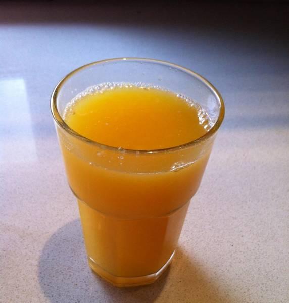 suco de laranja dvir