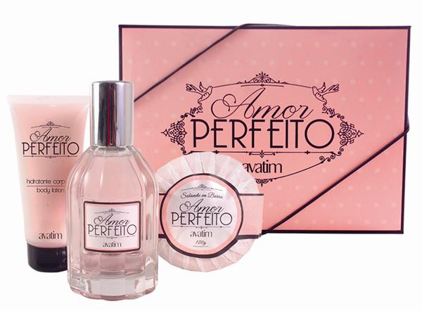 Kit Amor Perfeito Feminino
