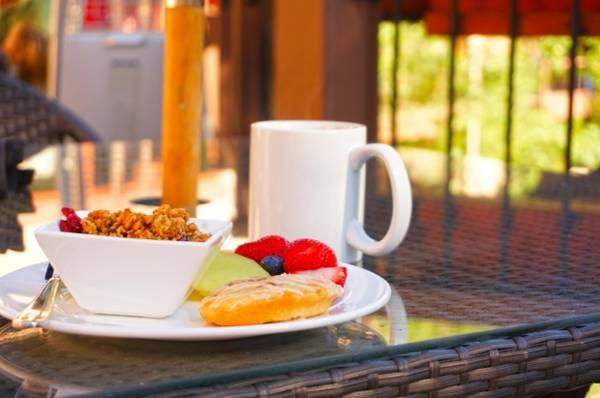 café da manhã Hilary Clarcq
