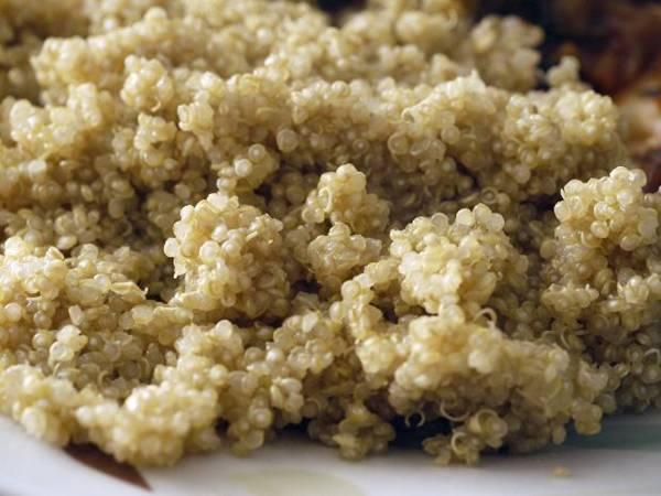 quinoa - max straeten