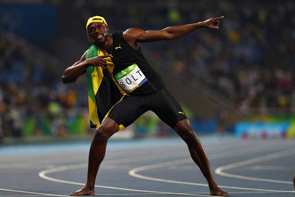 usain bolt - ian walton getty images