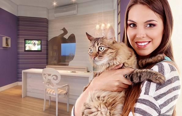 bf6b71e735c51 Pedidos  tutores de cães, gatos, animais silvestres e equinos da capital  paulista e região metropolitana podem realizar os pedidos diretamente na  loja, ...