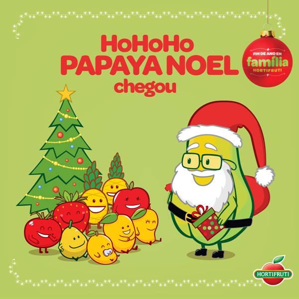 papaya-noel