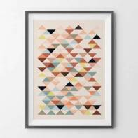 Decohouse-Poster-A3-Triangles-0982-130691-1-zoom
