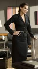 Sandra Bullock em cena do file A Proposta