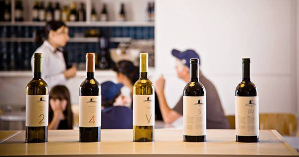 Variedade de vinhos alentejanos_Crédito - Divulgação Turismo do Alentejo