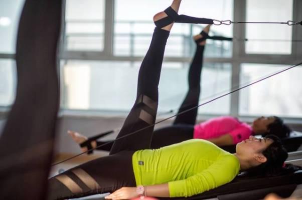 exercicio academia ginastica