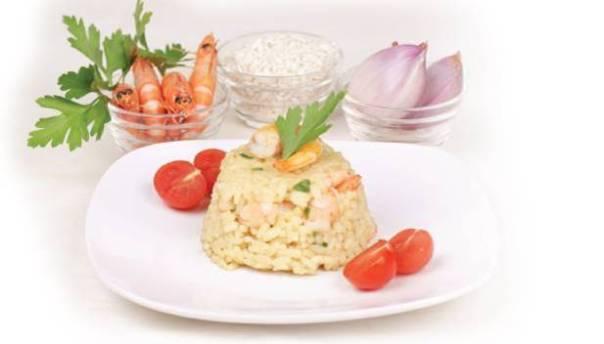risoto de camarão gd