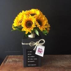 Bloom Box Girassol