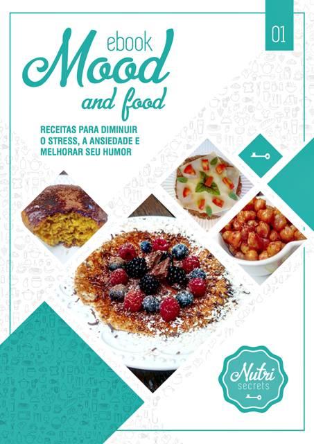 Capa Ebook Mood and Food