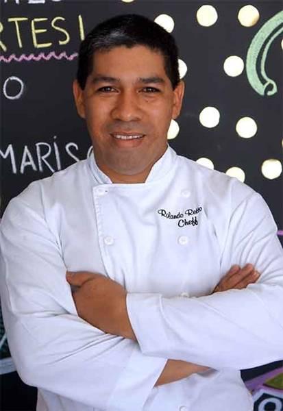 Chef Rolando