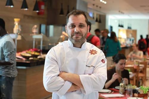 Chef Victor