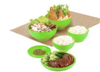 Kit-De-Bowl-Oriental-Verde-Basic-Kitchen