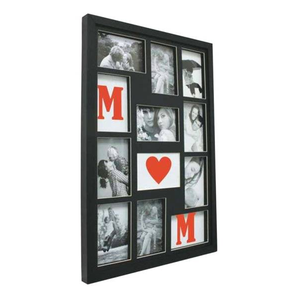 MOBLY_Kapos_Painel Bee Collection Words Mom 9 Fotos 10x15cm Preto_R$12999