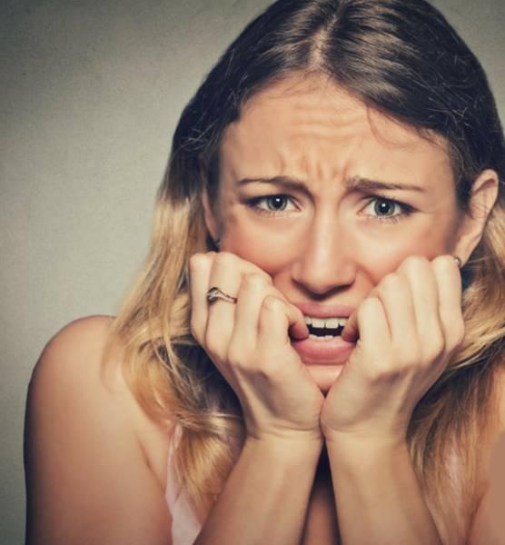 mulher ansiedade