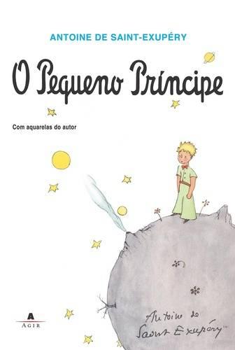 O Pequeno Príncipe - capa 2