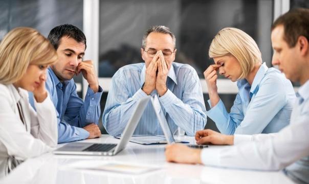 reunião trabalho equipe