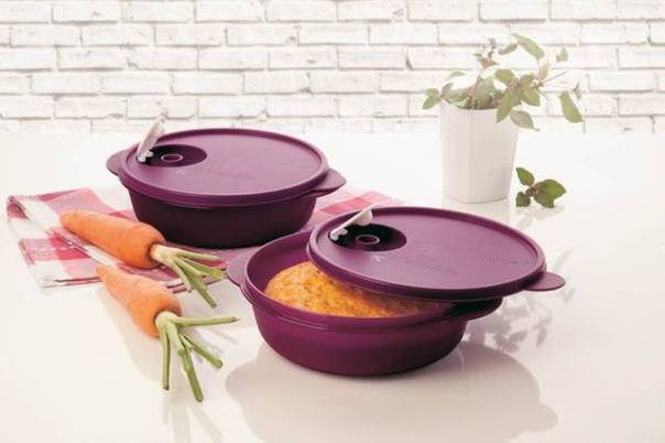 sufle cenoura tupperware