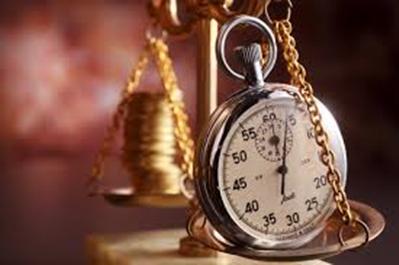 relógio tempo