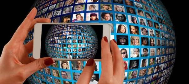 smartphone celular networking