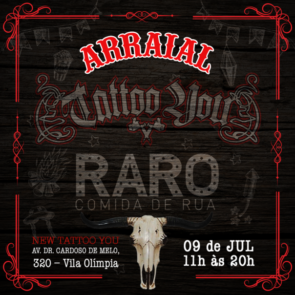 arraial tattoo you