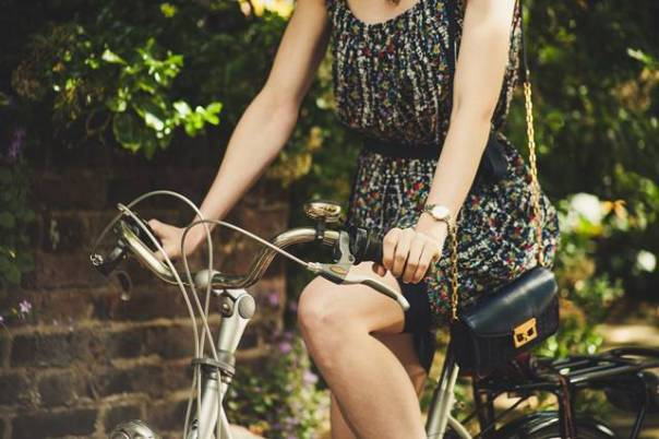 bicicleta bolsa mulher