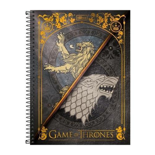 caderno game