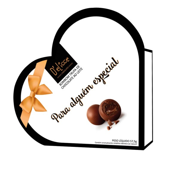 01-4262744 CORACAO COM BOMBONS 57G DELICCE
