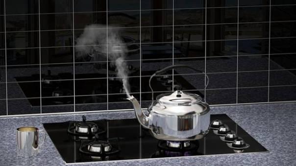 cozinha fogão chaleira mastertux pixabay