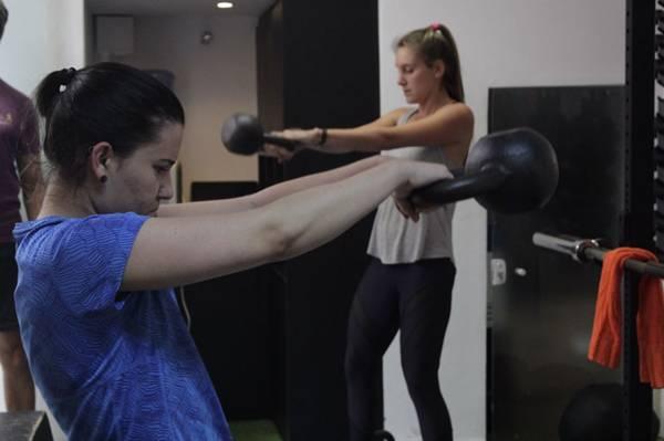 exercicio academia