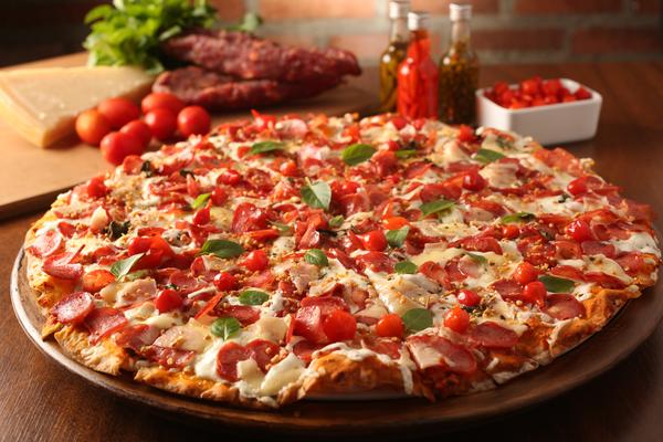 pizza biquinho