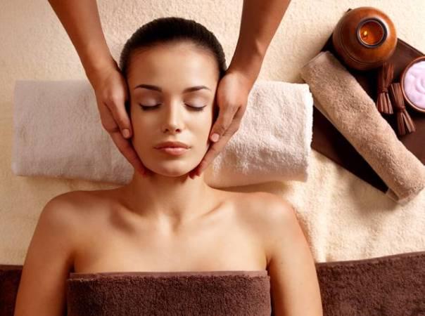 shutterstock massagem rosto spa