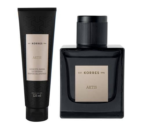 Aktis Fragrancia Masculina Inspirada em Apolo o Deus da Luz e da Poesia - Deo Parfum R$ 118,00 Pós Barba R$ 29,00