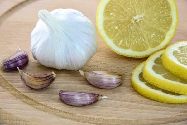 alho limão