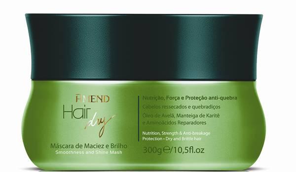 amend hair dry