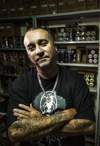 Binho Ribeiro-Grafiteiro