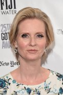 NEW YORK, NY - NOVEMBER 30: Cynthia Nixon attends the 25th IFP Gotham Independent Film Awards co-sponsored by FIJI Water on November 30, 2015 in New York City. (Photo by Bryan Bedder/Getty Images for FIJI Water)