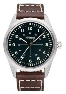 H Stern - Relógio HS ID Militar (Fundo Preto) - R$ 1.310