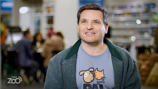 Imagem do vídeo Paizão de Pet